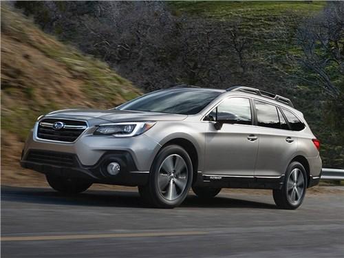 Subaru Outback стал тише