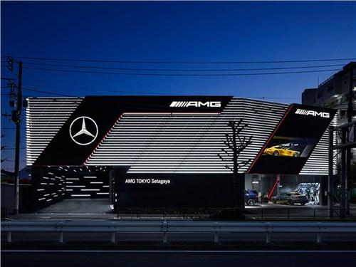 AMG создает сеть собственных дилерских центров
