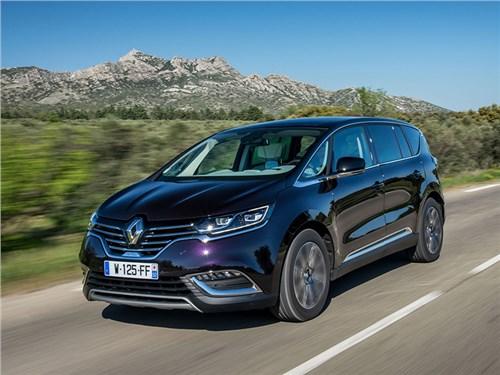 Renault Espace обзавелся спортверсией