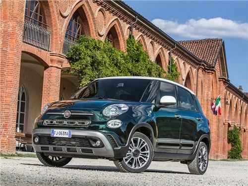 Fiat обновил компактвэн 500L