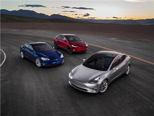 Рассекречены некоторые характеристики Tesla Model 3