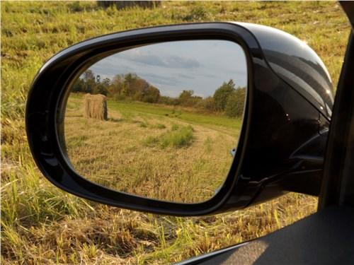 Kia Sorento Prime 2018 боковое зеркало