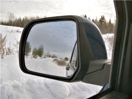 UAZ Patriot 2019 боковое зеркало