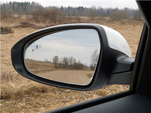 Kia Cerato 2019 боковое зеркало