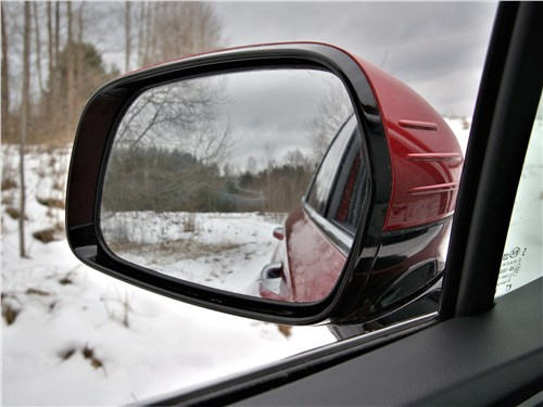Kia Sorento (2021) боковое зеркало