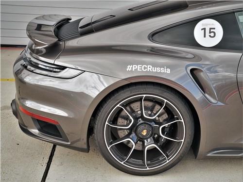 Porsche заднее колесо