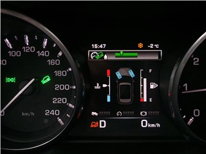 Предпросмотр range rover evoque 2012 приборная панель