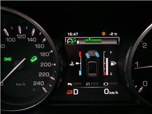 Range Rover Evoque 2012 приборная панель
