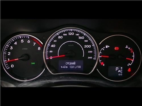 Renault Koleos 2014 приборная пенель