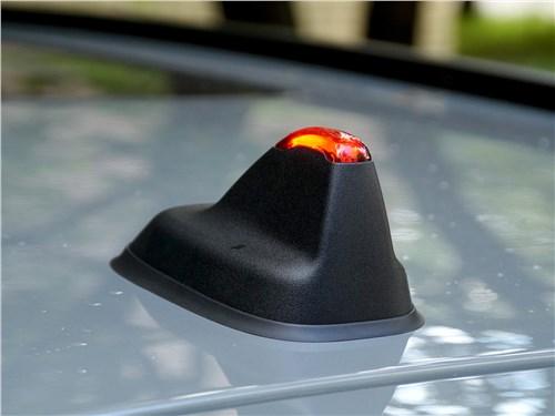 Mini Clubman Cooper S 2016 антенна