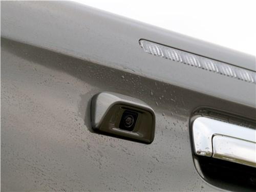 Fiat Fullback 2016 камера заднего вида
