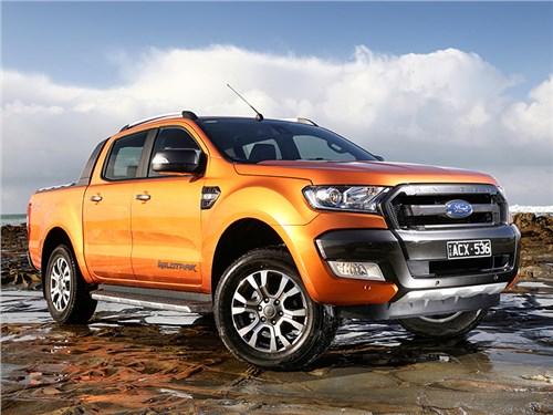 Компания Ford отзывает более тысячи внедорожников Ranger