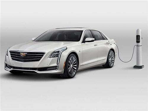 Новость про Cadillac - Cadillac CT6 Plug-In
