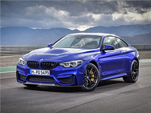 Новость про BMW M4 - BMW M4 CS 2017
