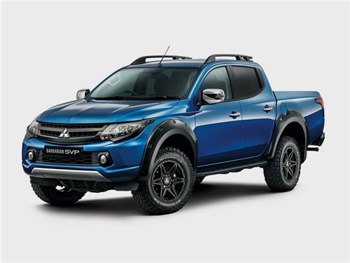 Mitsubishi запустила программу спецверсий своих моделей