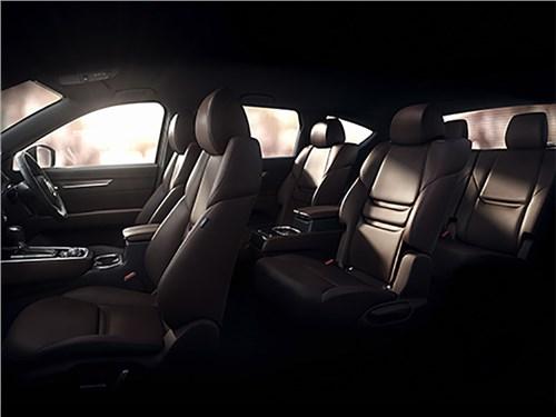 Mazda готовит новый кроссовер с тремя рядами сидений
