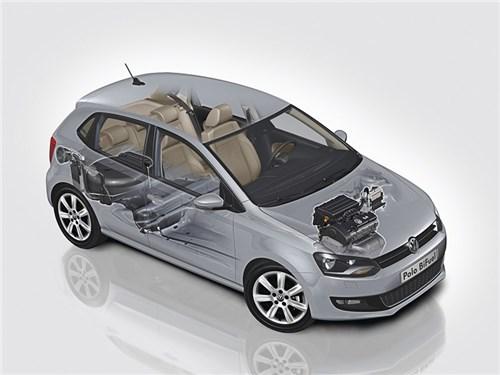 Volkswagen хочет начать совместные проекты с «Газпромом»