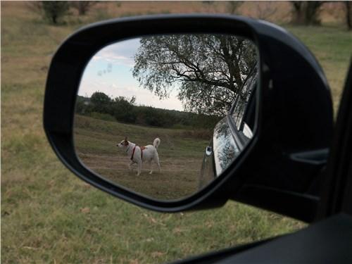Предпросмотр mitsubishi outlander 2016 боковое зеркало