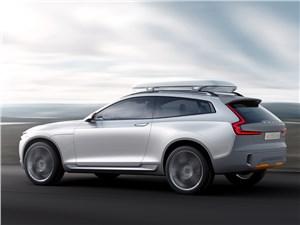 Предпросмотр volvo xc coupe concept 2014 вид сбоку фото 2