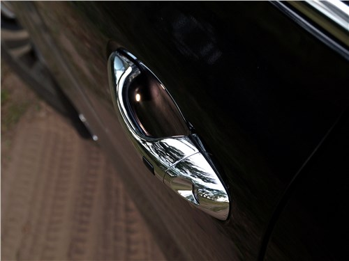 Kia Sorento Prime 2018 ручка двери
