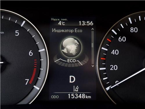 Предпросмотр lexus rx 350l 2018 приборная панель