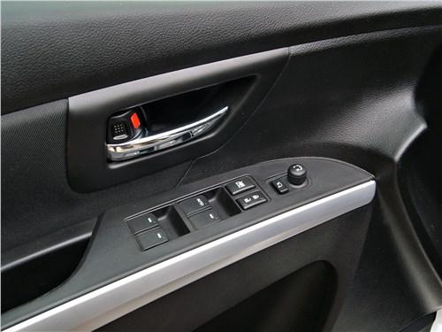 Suzuki SX4 2016 салон