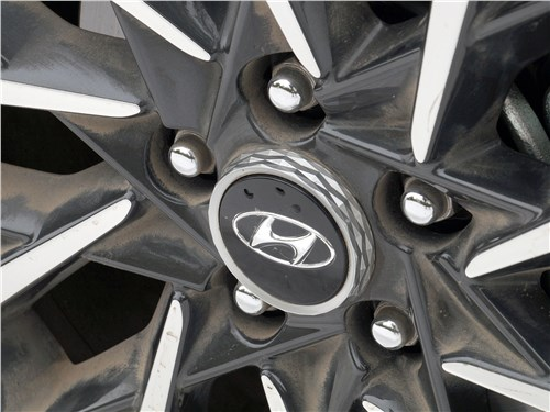 Hyundai Sonata 2020 колесный диск