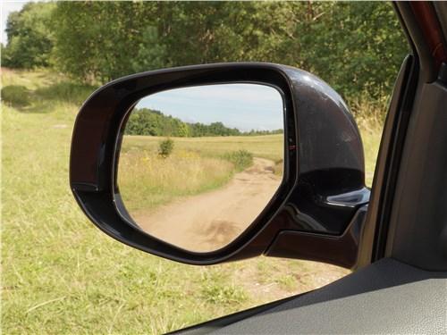 Предпросмотр mitsubishi asx 2020 боковое зеркало