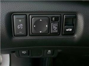 Nissan Sentra 2013 функциональные кнопки