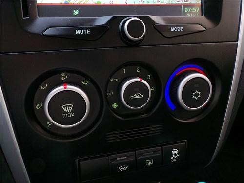Datsun mi-Do 2015 управление «климатом»