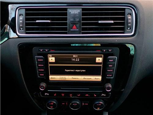 Предпросмотр volkswagen jetta 2015 центральная консоль