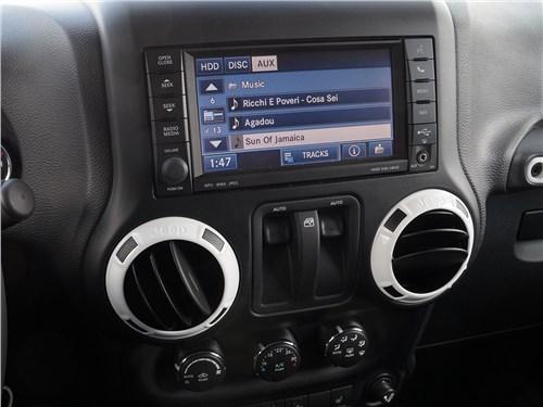 Предпросмотр jeep wrangler 2007 монитор