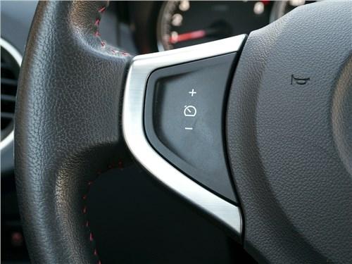 Renault Koleos 2014 руль