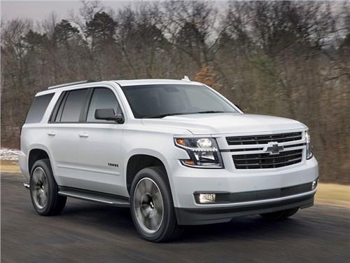 Chevrolet Tahoe получил «заряженную» версию