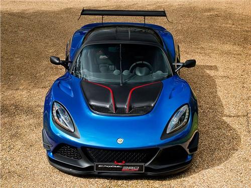 Lotus представил экстремальный вариант Exige