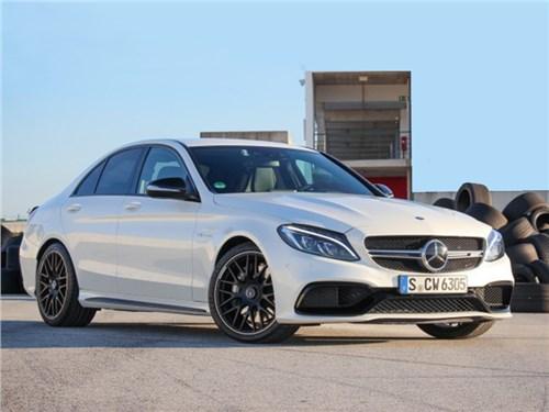 Новость про Mercedes-Benz C-Class AMG - Mercedes-AMG C63 2015