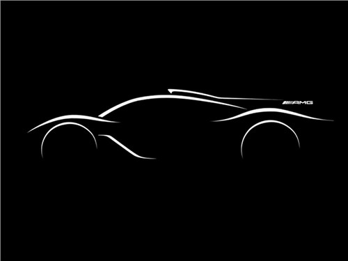 Новость про Mercedes-Benz - Mercedes-AMG Project One
