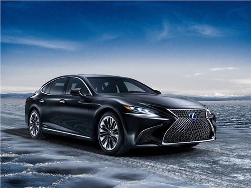 Lexus готовит новый «водородный» концепт