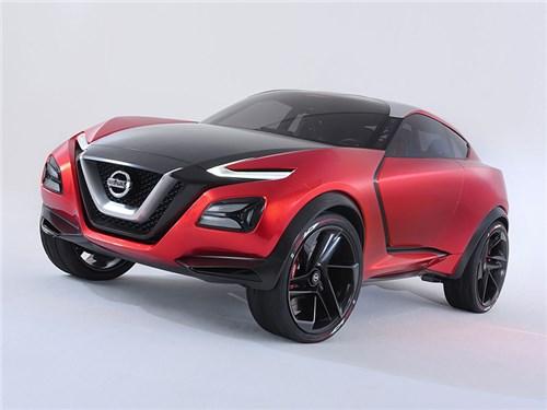 Новость про Nissan Juke - Nissan Gripz Concept 2015