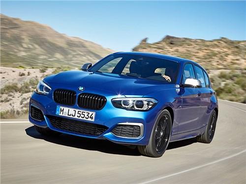 Новость про BMW 1 series - BMW 1-й серии 2017