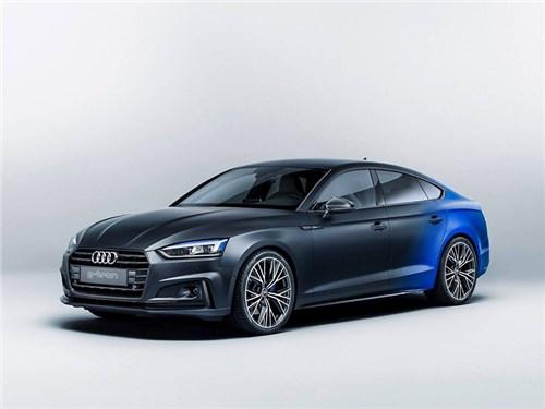 Новость про Audi A5 - Audi A5 Sportback g-tron 2017