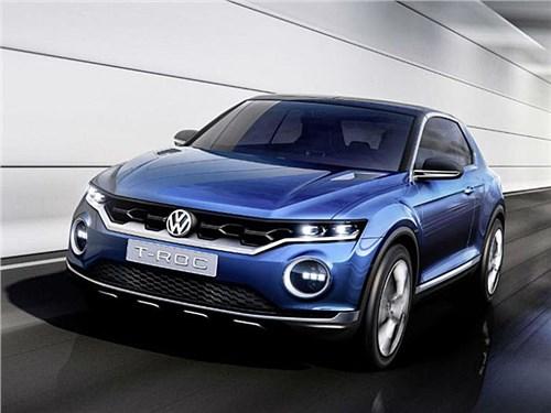 Новость про Volkswagen - Volkswagen T-Roc