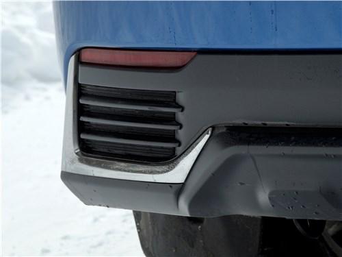 Lexus NX 2018 задний бампер