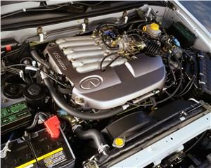 Предпросмотр infiniti qx4 2001 имел под капотом 3,5-литровый двигатель v6