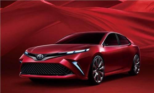 Новость про Toyota - Toyota Fun Concept 2017