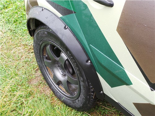Datsun mi-Do 2018 переднее колесо