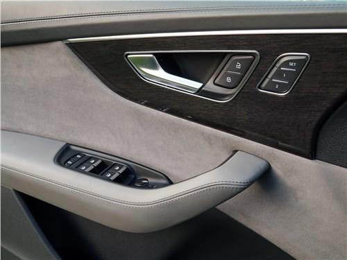 Audi Q8 2019 дверь
