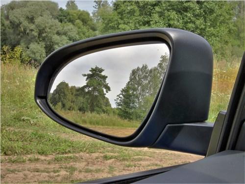 Toyota C-HR 2020 боковое зеркало