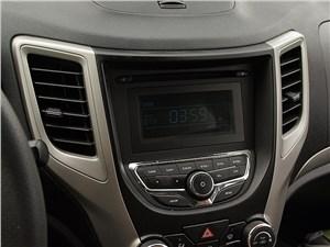 Предпросмотр changan cs35 2014 дисплей аудиосистемы