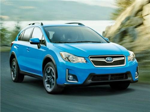 Новость про Subaru XV - Subaru привезет в Россию спецверсию кроссовера XV